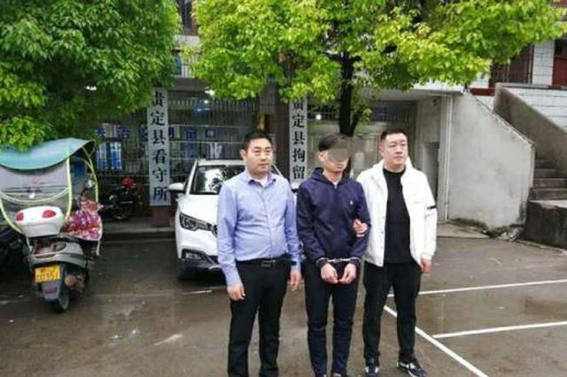 一男子从天津到云南寻友 沿途盗窃5车当交通工具