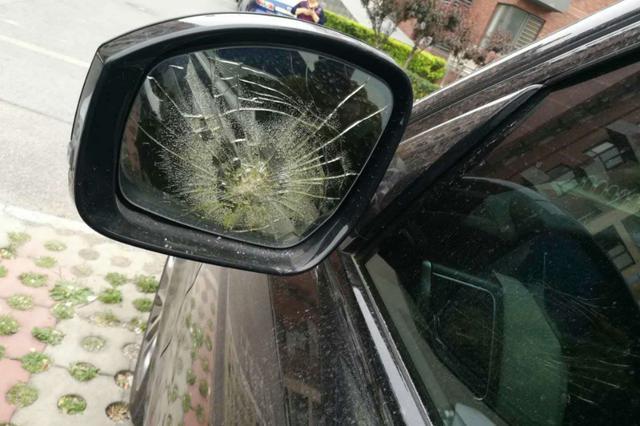 北京一小区一周内近20辆车遭黑手 警方介入调查
