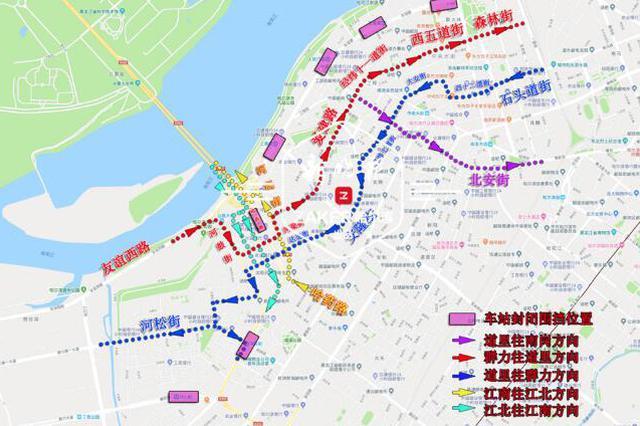 图解交通调整 地铁三号线2期西北环12座车站全面开建