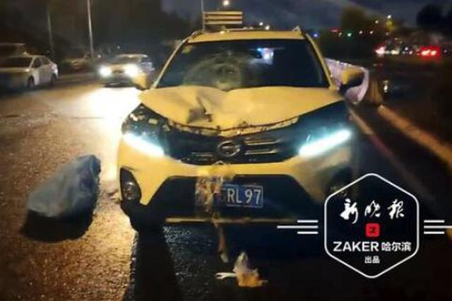 男子晚间过道被撞身亡 肇事司机离开现场 事发长江路