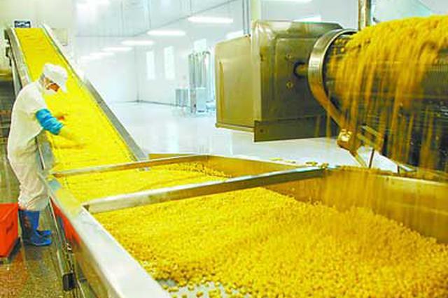 一季度黑龙江省粮食精深加工实现全面增长