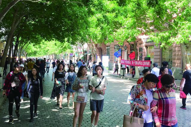 """冷空气来""""退烧""""26日至30日哈尔滨低温多雨"""