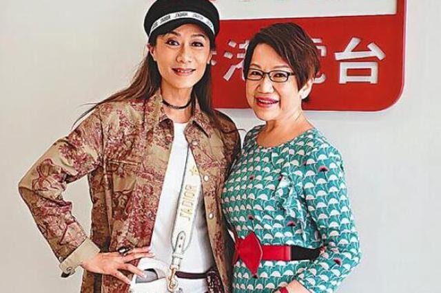 张天爱感激林青霞照顾女儿 坦言不会第五次结婚
