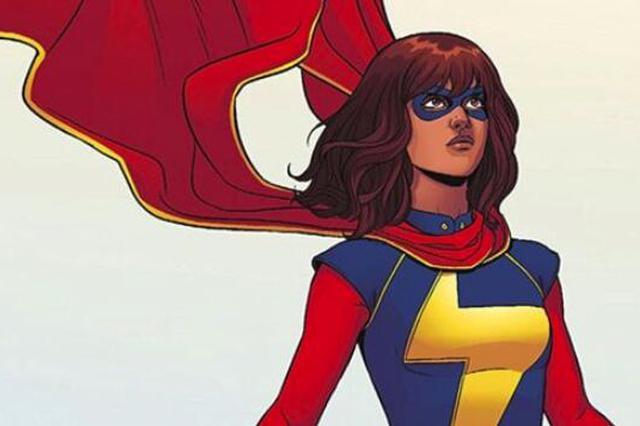 """再添一名女英雄!""""惊奇女士""""将加入漫威宇宙"""