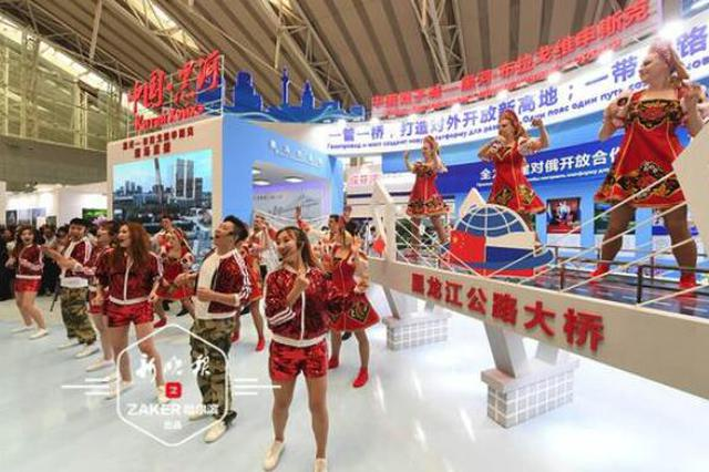中俄黑龙江大桥9月底通车 可耐-60℃极寒天气