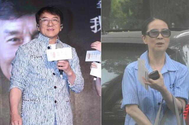 曾防林凤娇把家产转到国外 成龙受访忏悔:太坏了