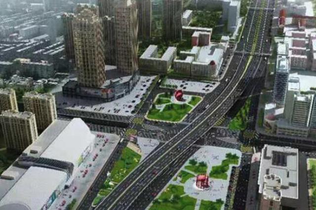 哈尔滨二环西线改造7月中旬启动 北起文昌街南至健康路