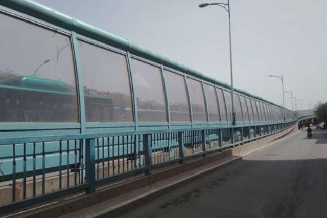 哈尔滨市文昌高架与公滨路高架七公里治噪