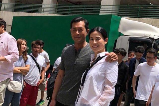 古天乐亲口否认与好友宣萱恋情 日后仍会合作电影