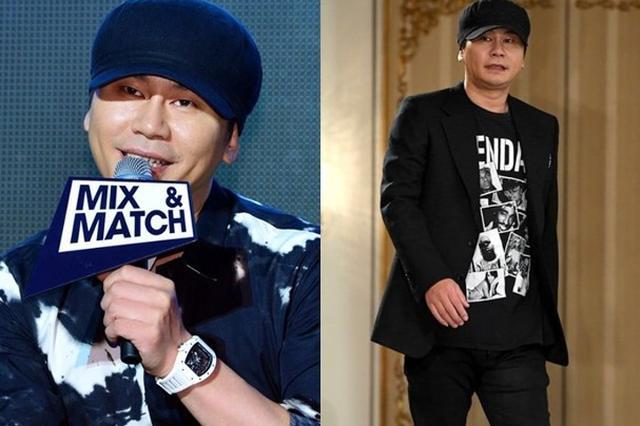 YG老板杨贤硕被爆涉性接待 警方时隔50日立案调查