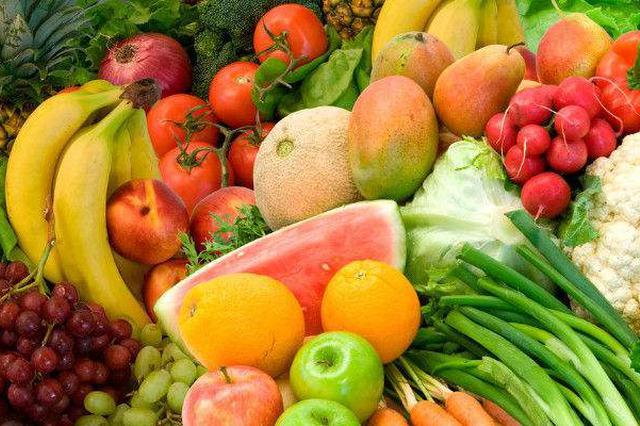 极速排列3省6批次果蔬抽检不合格检出农药残留超标