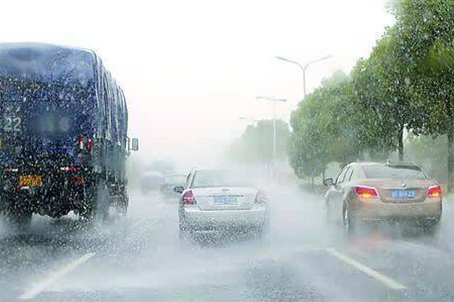 20日至22日黑龙江省自西向东还有中到大雨