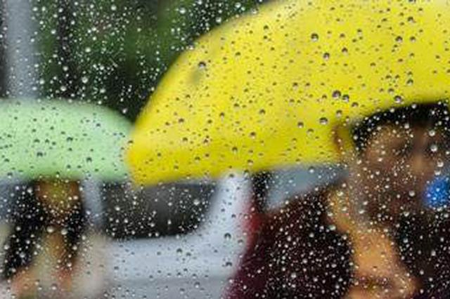 受高空槽影响 今天下午黑龙江省开启新一轮降雨