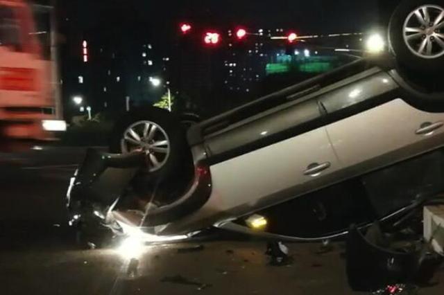 哈尔滨市一晚两起交通事故 一过马路男子被撞身亡