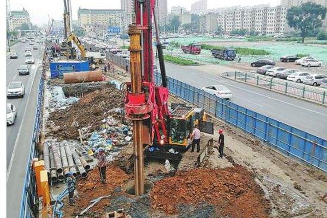 哈尔滨整治建筑施工现场 发现扬尘污染限期3日内整改完