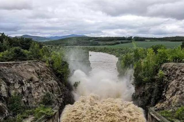 拦蓄32.5亿立方米洪水!拜托了龙江水库