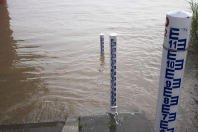 黑龙江13条河流19个站水位超警戒水位
