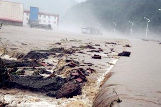 水位突破79米达到警戒水平 松花江出现2019年第1号洪水