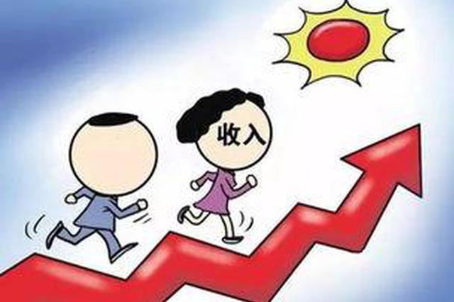 黑龙江上半年人均可支配收入11209元 比上年同期增长6%