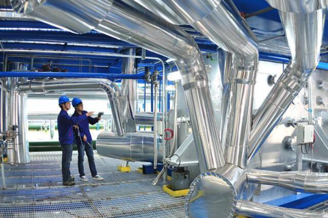 """上亿""""大单"""" 哈电锅炉首获电厂水岛总包项目"""