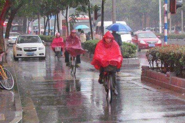 """23日""""处暑""""我省大部雨势减弱 今明哈市还有阵雨"""