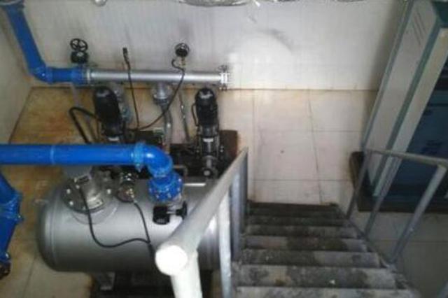 哈尔滨大众新城等30个小区实施二次供水设施维修改造