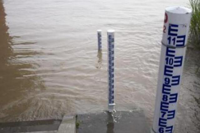 黑龙江省主要水文监测断面水情 松花江哈尔滨站低于警戒水位1
