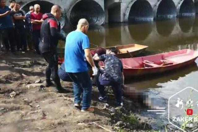 帮人下水捞鱼漂 双城区29岁男子不幸溺亡