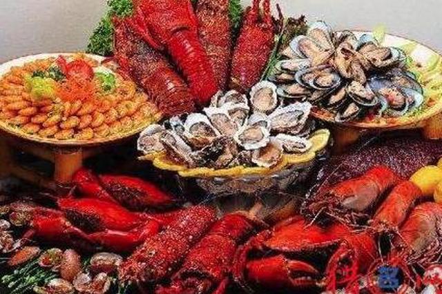 """""""开海""""首批海鲜来啦 冰城人一天吃掉180吨"""