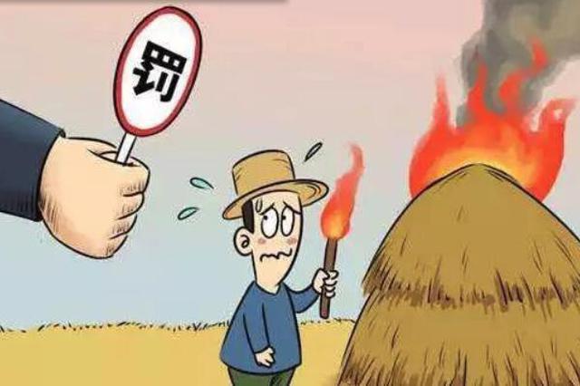 """15日零时起启动卫星遥感监测 大发快3官方-大发快3平台省紧盯""""第一把火&qu"""
