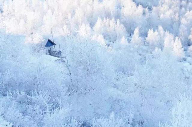 """最低温零下 """"中国最冷小镇""""提前供暖"""