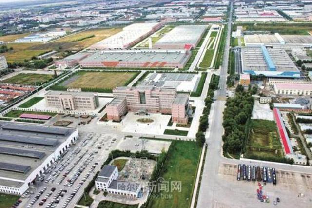 """30年从无到有 马家沟机场废弃地""""飞出""""哈尔滨开发区"""
