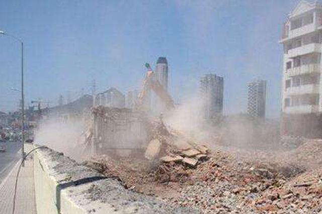 即日起到11月中旬 哈尔滨市全面整改431个扬尘污染源
