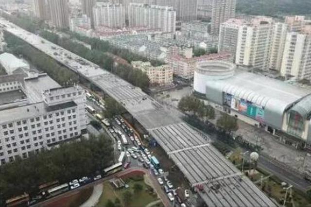 哈尔滨这条贯穿南北的主干道 预计下个月末通车