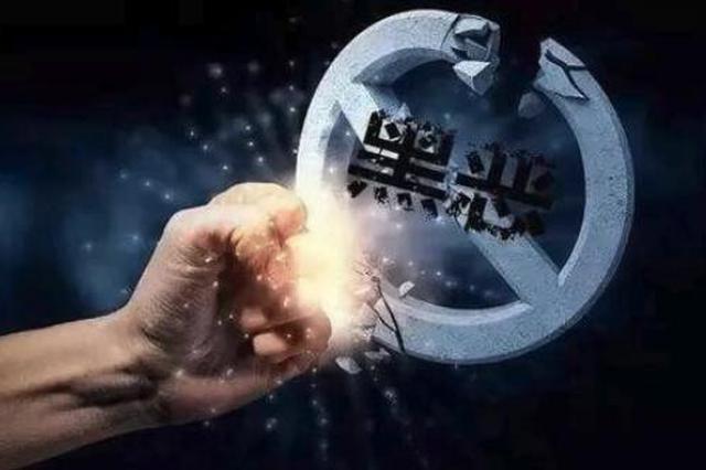 """打伞破网、狠掐""""七寸"""" 扫黑除恶""""组合拳"""""""
