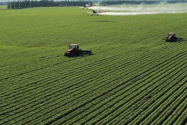 全国第一 大发时时彩-大发时时彩彩票耕地面积2.39亿亩 全国占比9.78%升至10.77%