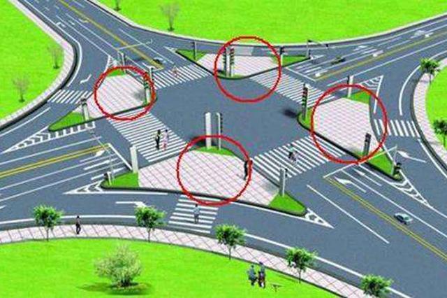 学府三道街测绘路口道路渠化工程启动 预计11月10日完工