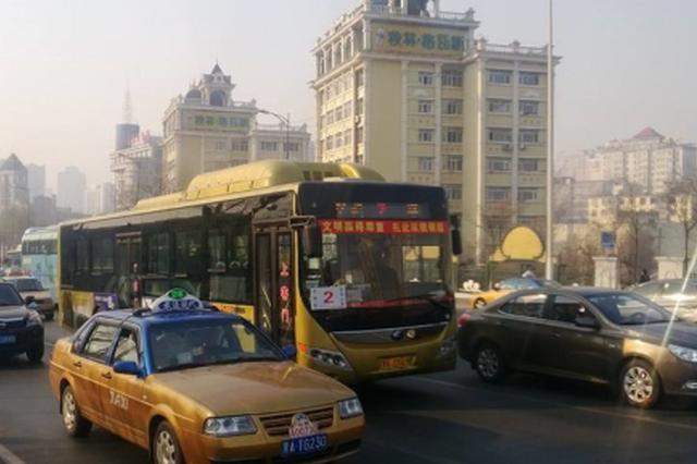 去中央大街注意了 因辅街改造 8条公交临时调整走向