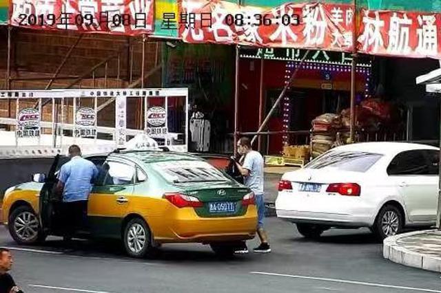 电子警察上岗 哈站南广场一个月抓4100余件交通违法