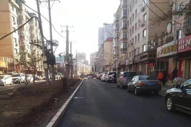 哈尔滨香坊升永街正式恢复通车 安埠商圈堵车有望缓解