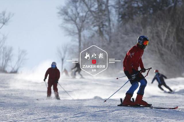 亚布力阳光度假村开板首滑 今年将真正实现三山通滑