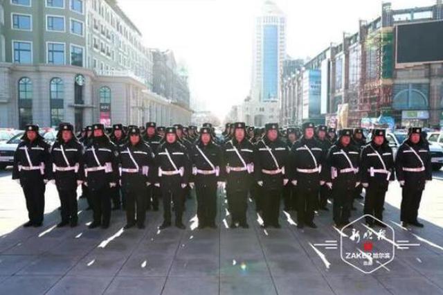 哈尔滨交警新增60台警车 专盯各种交通违法