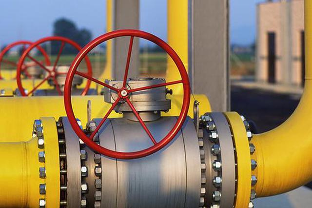 中俄东线天然气管道投产通气 黑河海关采集首份样品检测