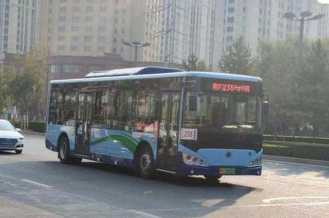 连通哈西群力 哈尔滨238路公交开通啦 途经你家吗?