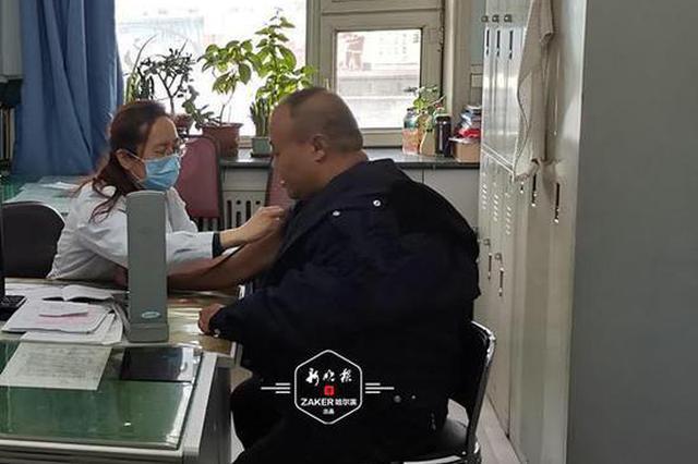 """哈尔滨""""两病""""医保新政迎来首批受益者"""