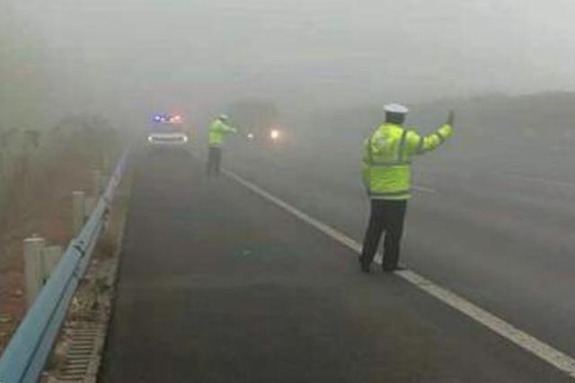 出行提示丨降雪+大雾 京哈主线绕城高速限速