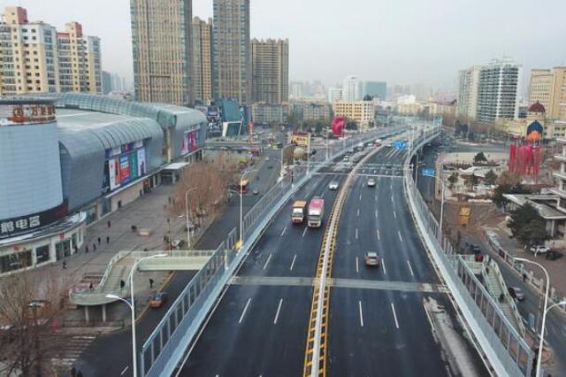 多个路桥项目当年建设当年投用 打通城市区域路网脉络