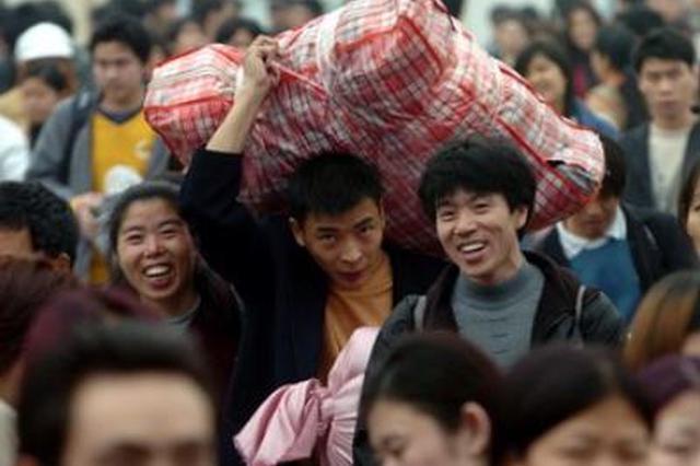 5分快3官方-5分快3彩票省春运道路运输旅客预计880万人次