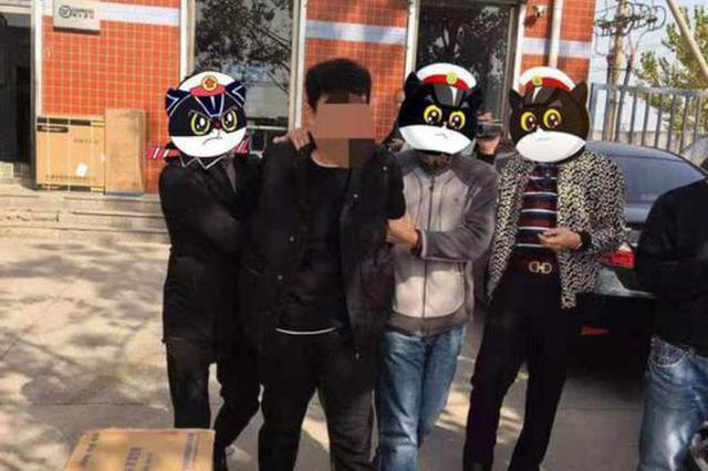 """哈尔滨8成老贼认识他 """"洗白""""盗窃手机赚200多万"""