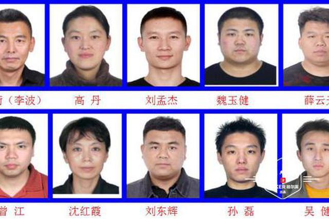 哈尔滨市警方征集李俊衡等人涉黑涉恶违法线索